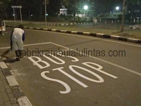 Jasa Pembuatan Bus Stop