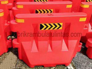 Separator Jalan Plastik, Pembatas Jalan Plastik