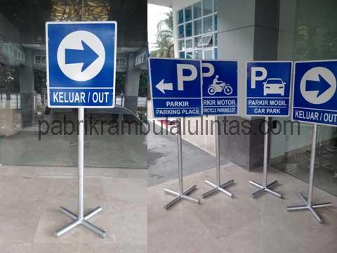 Rambu Parkir